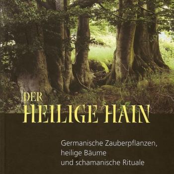 Germanische Zauberpflanzen, heilige Bäume, Rituale