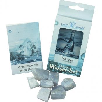 Edelsteine für Heilwasser