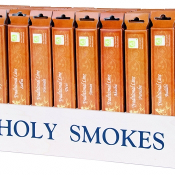 Traditional & Natural Line Holy Smokes