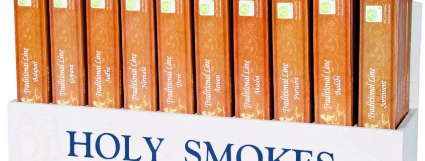 Räucherstäbchen Holy Smokes Traditional Line