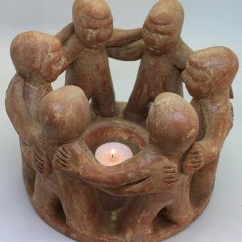 Stärkt symbolisch die Ayllu