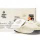 Duftende Einlage für Schuhe mit Zirbe