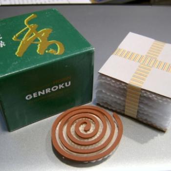 Herrlich duftendes japanisches Räucherwerk