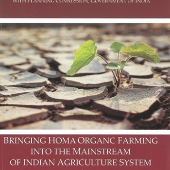 Agnihotra Homa Organic Farming
