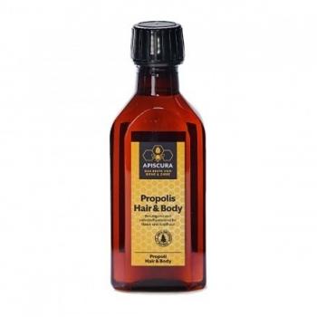 Propolis Hair & Body von Apiscura, das Beste von der Biene