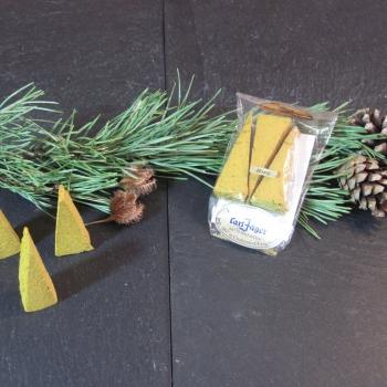 Räucherkegel Super Maxis aus dem Erzgebirge