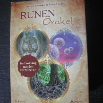 Das Runen - Orakel im Einklang mit den Elementen