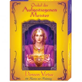 Aufgestiegene Meister - Orakel von Doreen Virtue