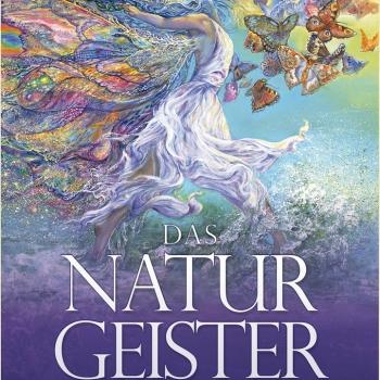 Das Natur-Geister Orakel Josephine Wall, Angela Hartfield