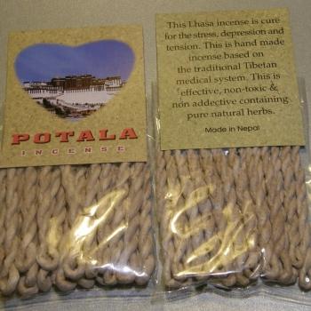 Räucherschnüre aus Nepal kaufen