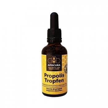 Apiscura Propolis Tropfen, das Beste von der Biene