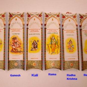 Exklusive, indische Räucherstäbchen kaufen