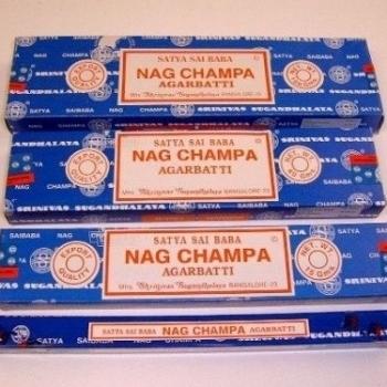 Nag Champa, Indien
