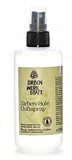 Zirben-Sole-Duft Spray