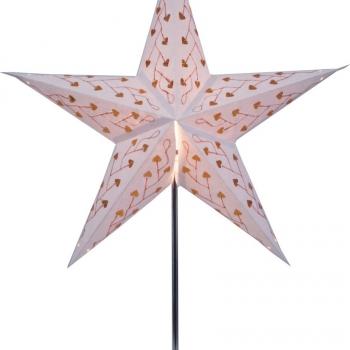 Edelstahl-Ständer für Sterne