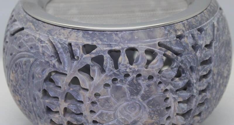 Wunderschönes große Sieb-Räuchergefäß online bestellen