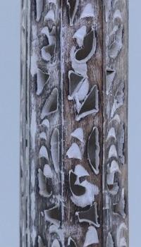 Räucherstäbchenhalter Säule