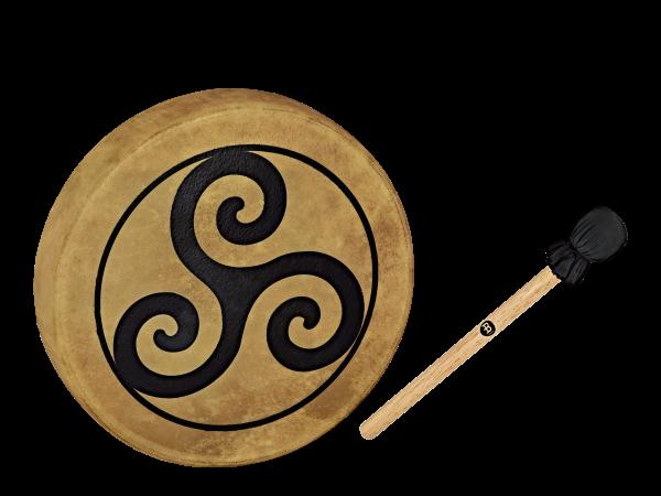 Hoop Drum Native American Style