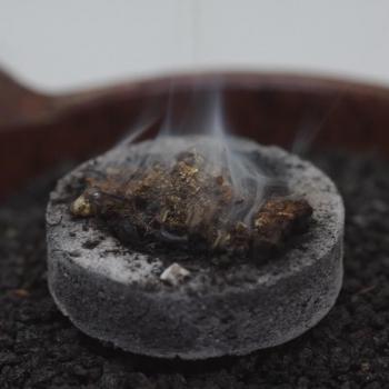 Räuchergefäße Kohle