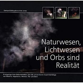 Bildband über Naturwesen, Lichtwesen und Orbs