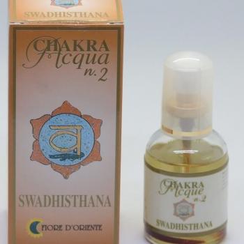 Fiore D Oriente Spray für Chakra 2. Sakral