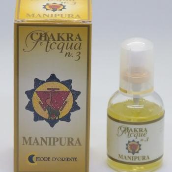 Fiore D Oriente Spray für Chakra 3. Solarplexus