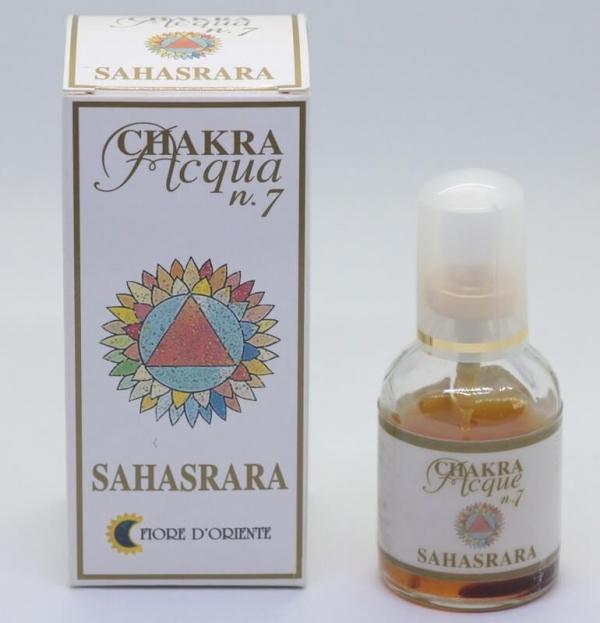 Fiore D Oriente Spray für Chakra 7, Krone