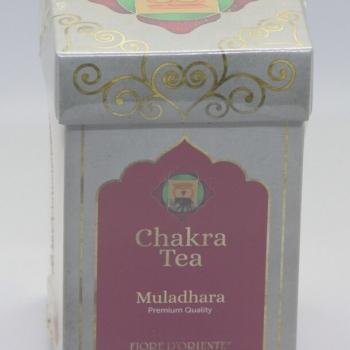 FIORE D ORIENTE Chakra Tee