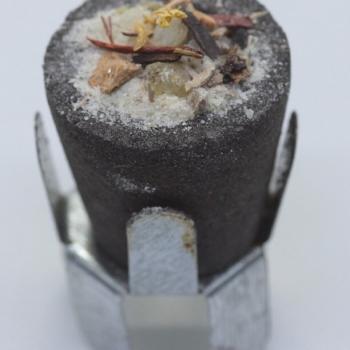 Kohletoepfchen mit Loban zur einfachen Entfachung