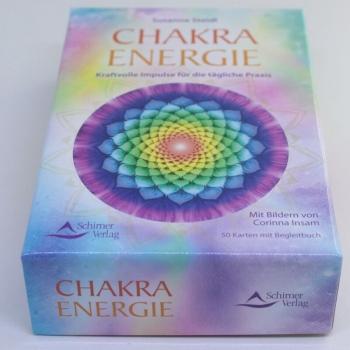 Kartenset um die Chakren in Balance zu bringen