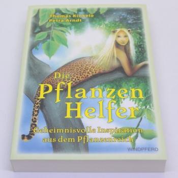 Magisches Kartendeck die Pflanzenhelfer