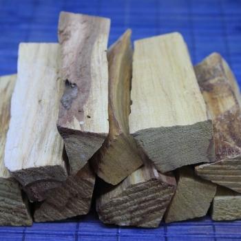 Heiliges Holz zum Räuchern aus Peru