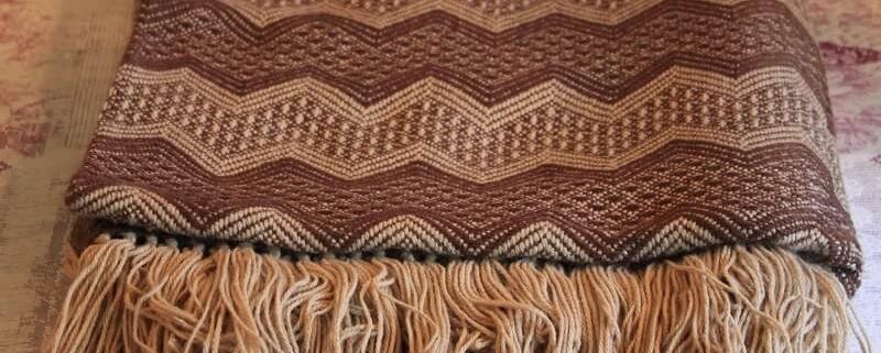 Alpaka, peruanische Handwerkskunst
