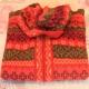 Peruanische Handwerkskunst, Pullover mit Kapuze