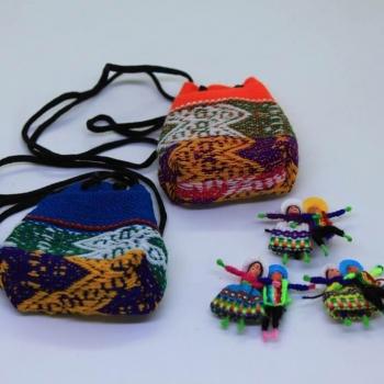 Peruanische Handwerkskunst, Sorgenpüppchen