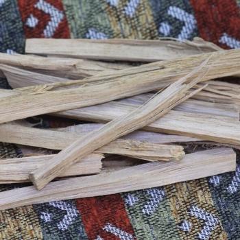 Schamanisches Räucherwerk aus den Anden Peru