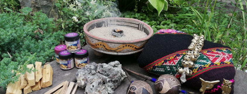Palo Santo & Copal aus Peru